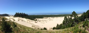 Oregon Dunes Lookout