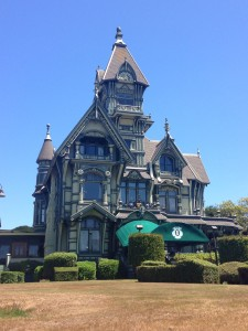 The Carson Mansion - Eureka
